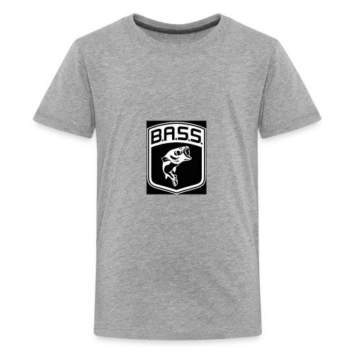 b.a.s.s logo - Kids' Premium T-Shirt