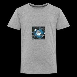 Lay Back Squad Gaming - Kids' Premium T-Shirt