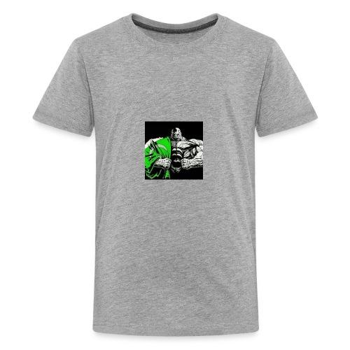 Pakistan's flag - Kids' Premium T-Shirt