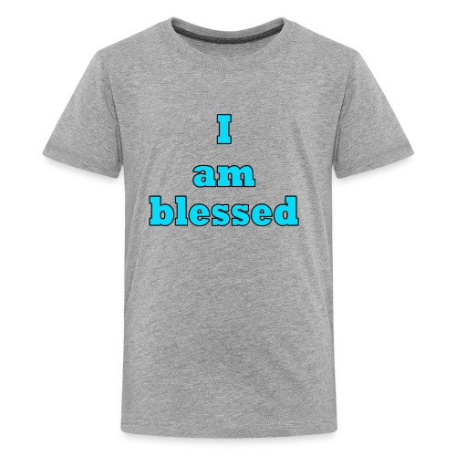 i am blessed - Kids' Premium T-Shirt
