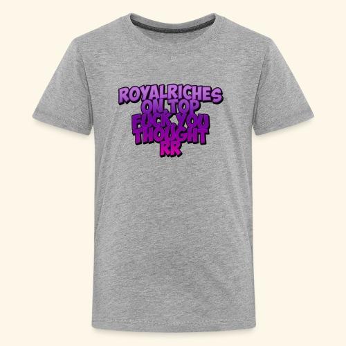 rrontop - Kids' Premium T-Shirt