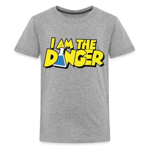 Danger - Kids' Premium T-Shirt