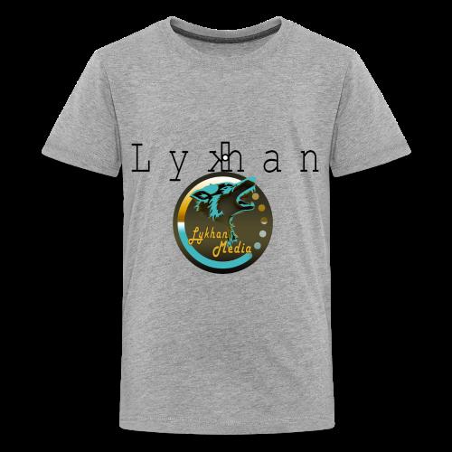 LykhanMedia - Kids' Premium T-Shirt