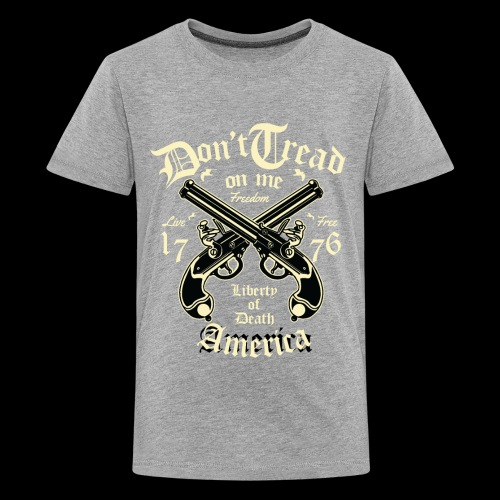 Liberty Of Death - Kids' Premium T-Shirt
