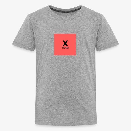 X Team 'Red' - Kids' Premium T-Shirt