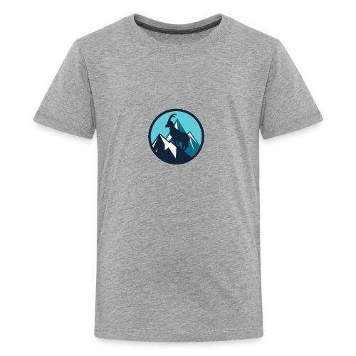 Mountain Animal - Kids' Premium T-Shirt