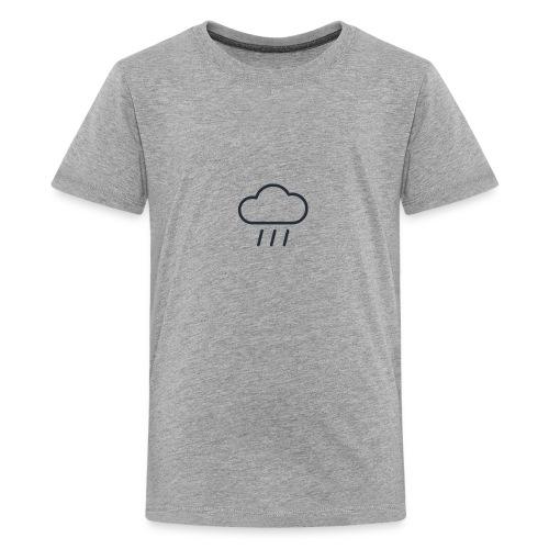 Weather Rainy - Kids' Premium T-Shirt