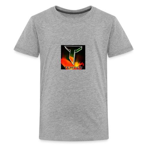 Temper Merch - Kids' Premium T-Shirt