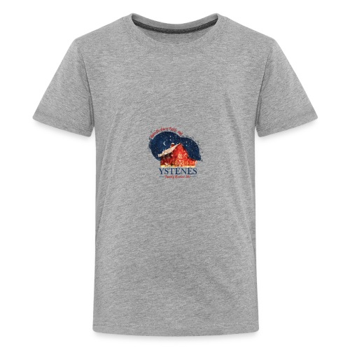 Ystenes Family Reunion 2018 Revised - Kids' Premium T-Shirt
