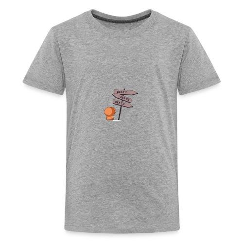 eskimo death copy 7 - Kids' Premium T-Shirt