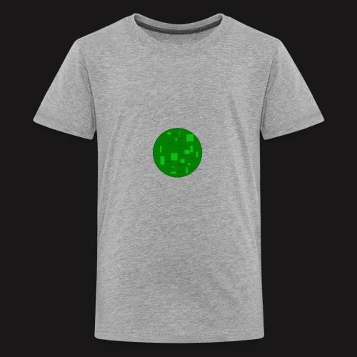 ladder of warriorzzz pixilart - Kids' Premium T-Shirt