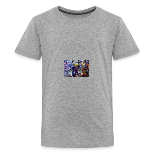 cartoons - Kids' Premium T-Shirt
