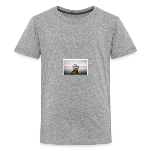 stay hungry stay foolish - Kids' Premium T-Shirt