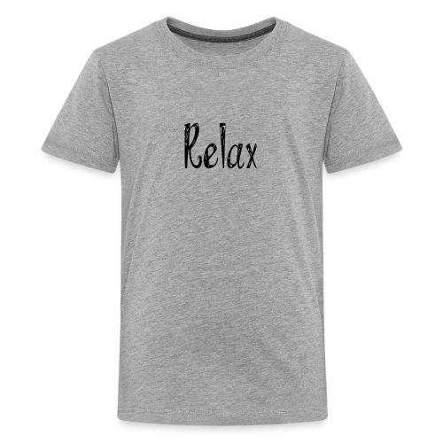 JUST RELAX - Kids' Premium T-Shirt