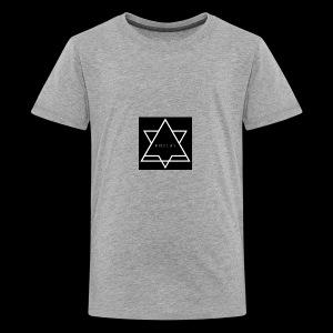 M N R C H Y - Kids' Premium T-Shirt