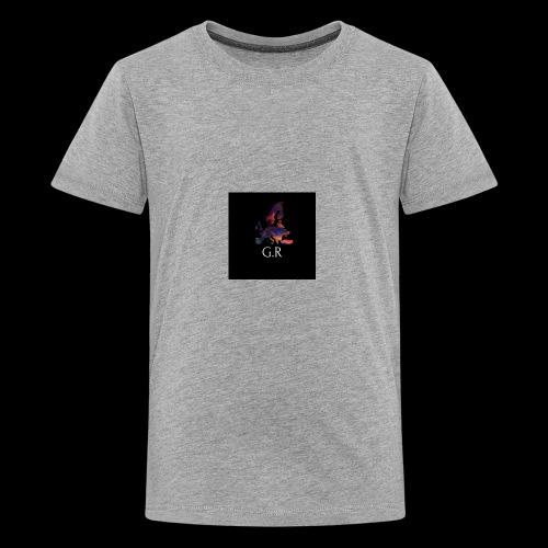 G R - Kids' Premium T-Shirt