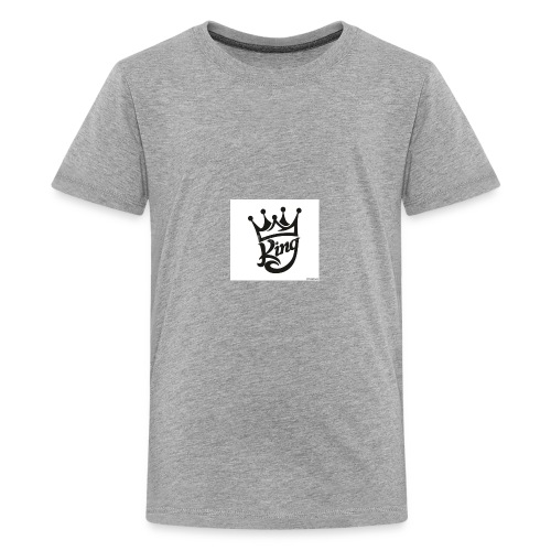 king royal logo - Kids' Premium T-Shirt