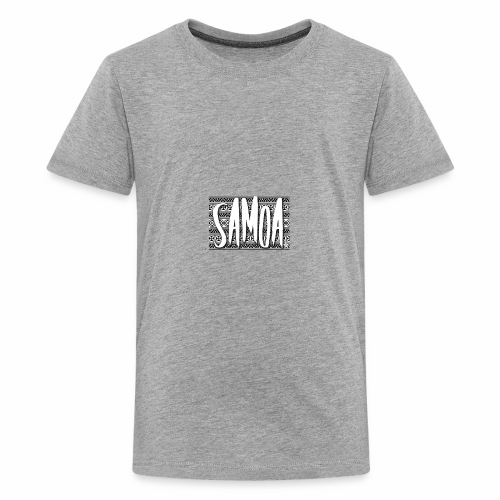 traditional Samoa - Kids' Premium T-Shirt
