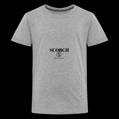 SCORCH street wear - Kids' Premium T-Shirt