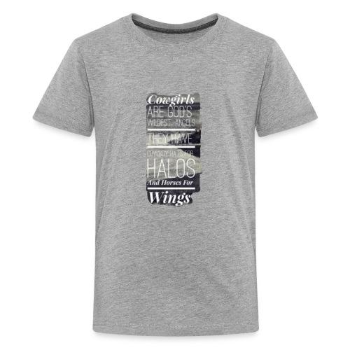GODS Angels - Kids' Premium T-Shirt