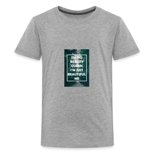 Pretty lil me - Kids' Premium T-Shirt