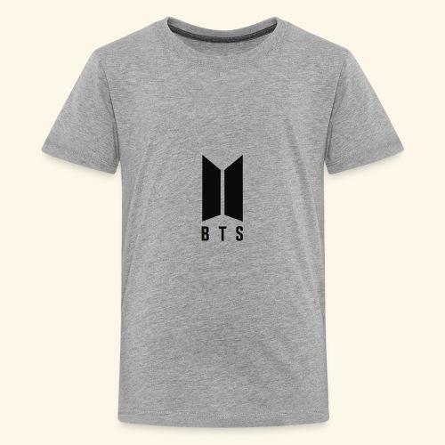 BTS LOGO MERCHANDISE - Kids' Premium T-Shirt