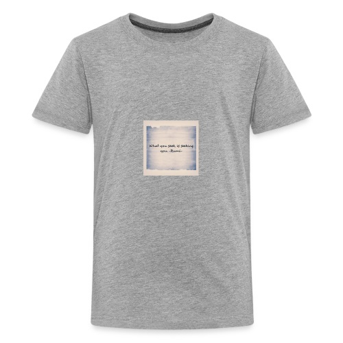 035889E1 B8CF 4893 93B6 04EF4756F9F3 - Kids' Premium T-Shirt