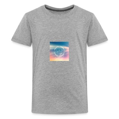 11CBF6AA E93C 479B 983A 0AED1A83DBE9 - Kids' Premium T-Shirt