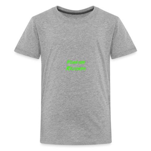 Homemade Records - Kids' Premium T-Shirt