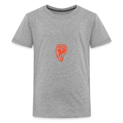 red hand - Kids' Premium T-Shirt