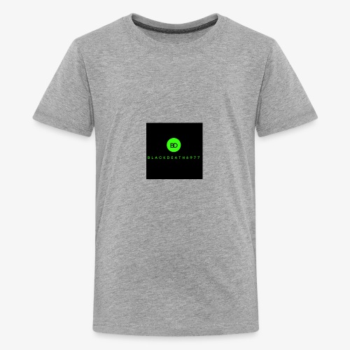 blackdeath6977 - Kids' Premium T-Shirt