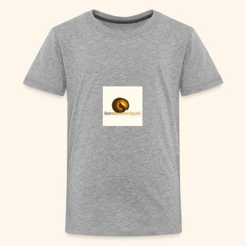 QueendomNation Apparel - Kids' Premium T-Shirt