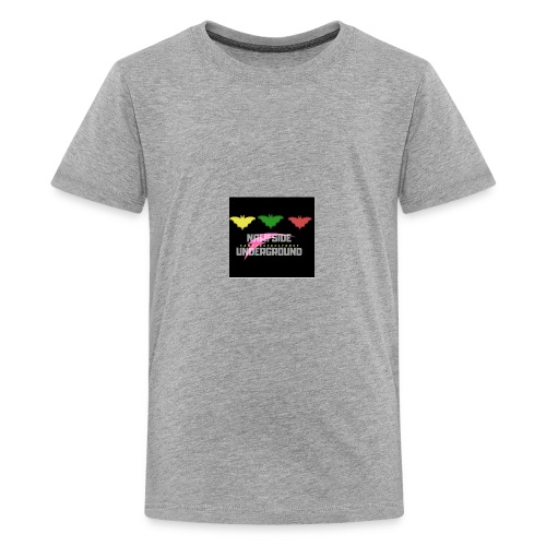 NAWFSIDE UNDERGROUND - Kids' Premium T-Shirt