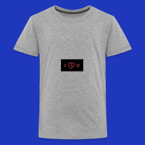 Love you - Kids' Premium T-Shirt