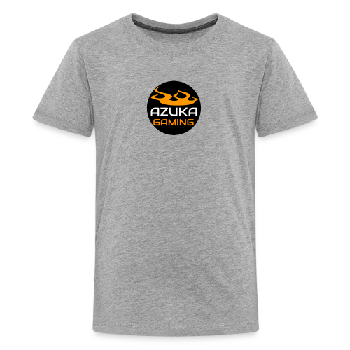 AZUKA logo - Kids' Premium T-Shirt