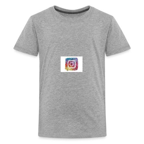 Vexx Instagram camera - Kids' Premium T-Shirt