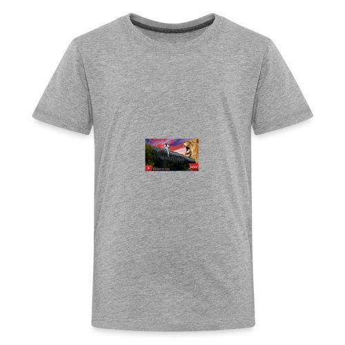Supreme tez merch - Kids' Premium T-Shirt