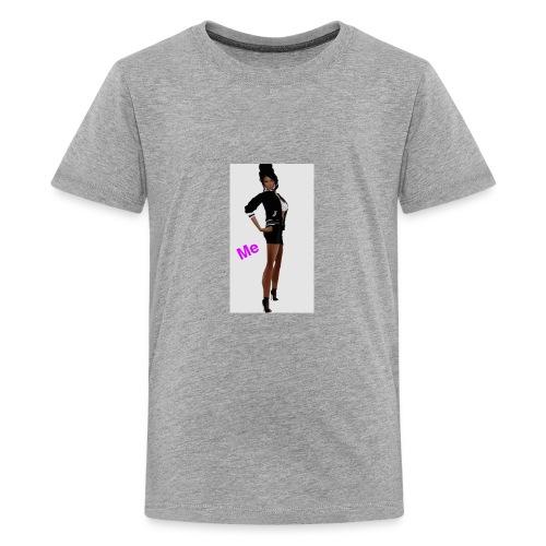 Screenshot 20180622 140545 - Kids' Premium T-Shirt