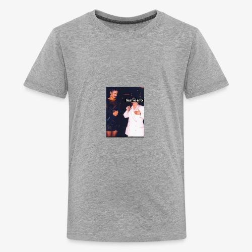 Trust no bitch - Kids' Premium T-Shirt