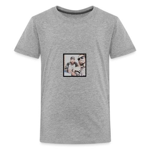 Hennessyhd/ uncBun - Kids' Premium T-Shirt