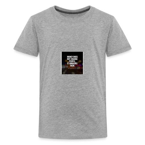 Kim 20180711 223518 - Kids' Premium T-Shirt