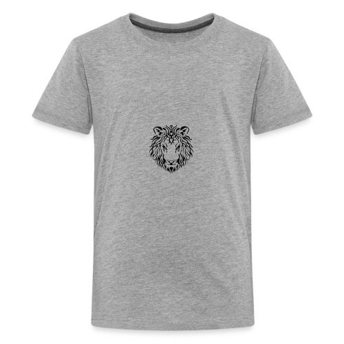 blk logo1 - Kids' Premium T-Shirt