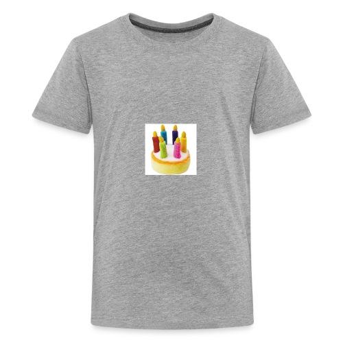 Cake Gaming logo - Kids' Premium T-Shirt