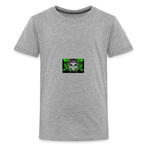 Danger Gaming Zone - Kids' Premium T-Shirt