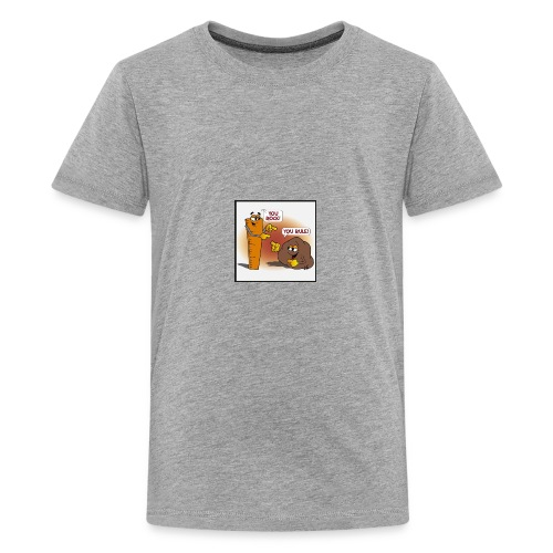 Rock And Ruler - Kids' Premium T-Shirt
