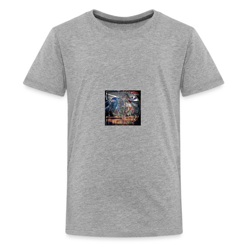 dvr1234 - Kids' Premium T-Shirt