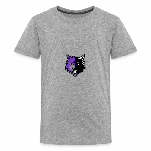 wolve - Kids' Premium T-Shirt