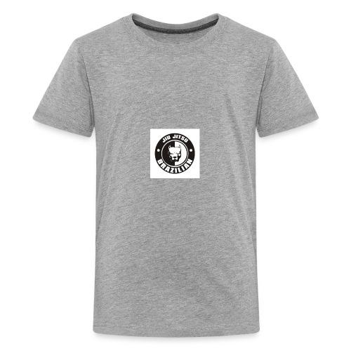 74a12c576b00f2875ab2ccbfda5c485e brazilian jiu ji - Kids' Premium T-Shirt