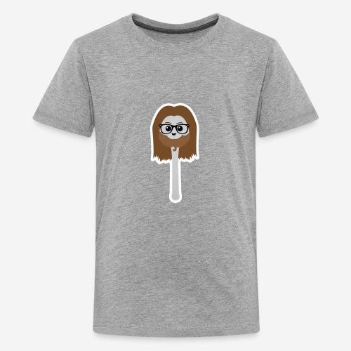 lepel mascotte - Kids' Premium T-Shirt