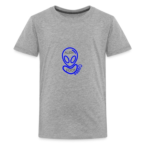 Alien Foot - Kids' Premium T-Shirt